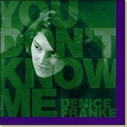 The cover of 'You Don't Know Me'